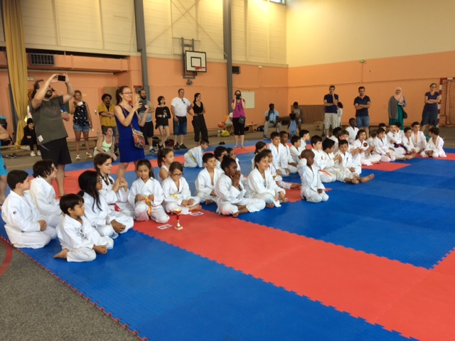 Karate Club de Saint Maur - interclubs