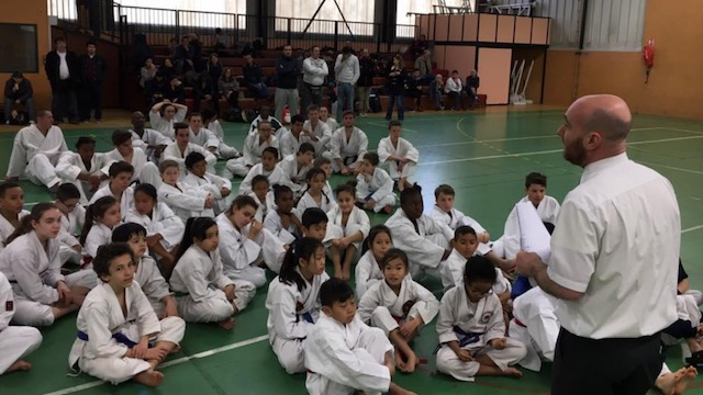 Karate Club de Saint Maur - La sélection - Coupe Internationale Kofukan 2017