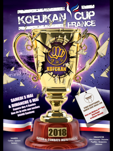 Karate Club de Saint Maur - Coupe de France Kofukan