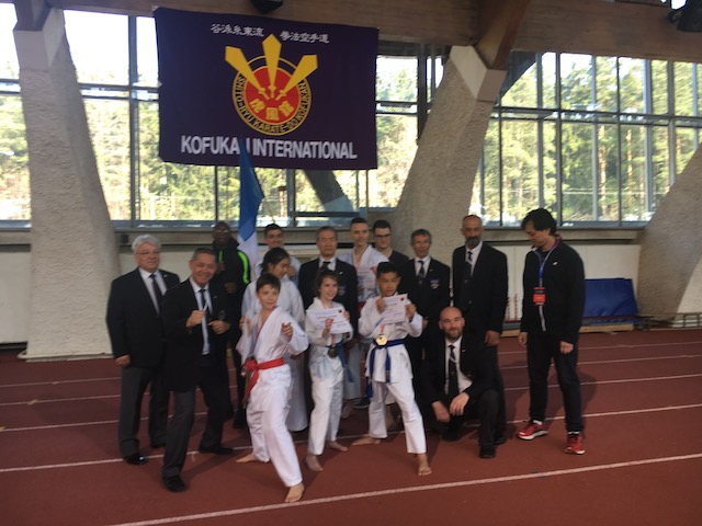 Coupe Internationale Kofukan MINSK 2018