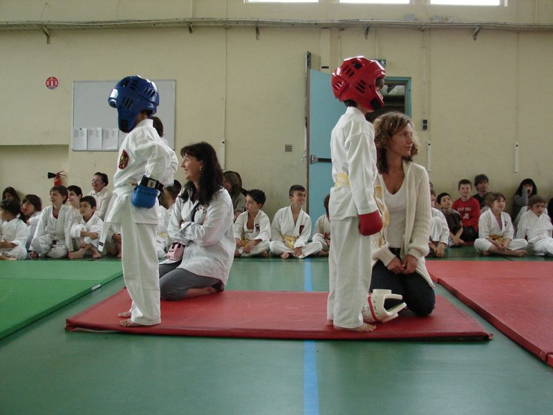 Karate club de saint maur