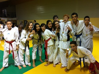 Karate club de Saint Maur - CAMERON
