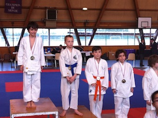 Karate club de Saint Maur - MAX
