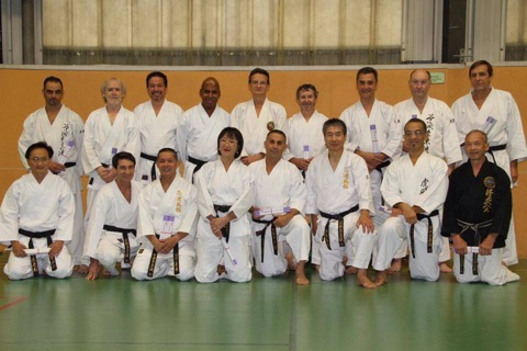 Karate club de Saint Maur - Instructeurs Kofukan