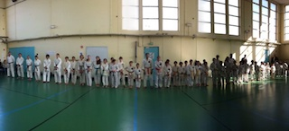 Karate Club de Saint Maur - Stage Coupe de France Kofukan