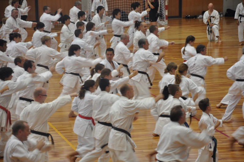 Karate club de Saint Maur - Universite Doshisha