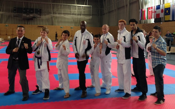 Karate Club de Saint Maur - Champions