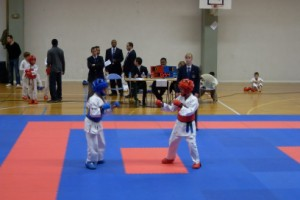 karate club de saint maur - Combat de Pierre