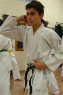 karate club de saint maur - Yann